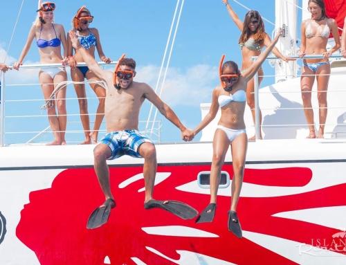 Jamaica…Island Routes Reggae Catamaran Cruise? Absolutely!