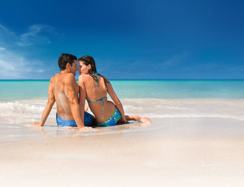 Sandals Grande Antigua is the most Romantic Resort in the Caribbean