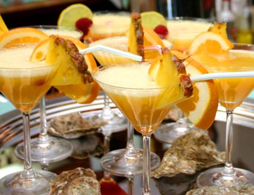 Mahana Cocktail, a taste of Tahiti