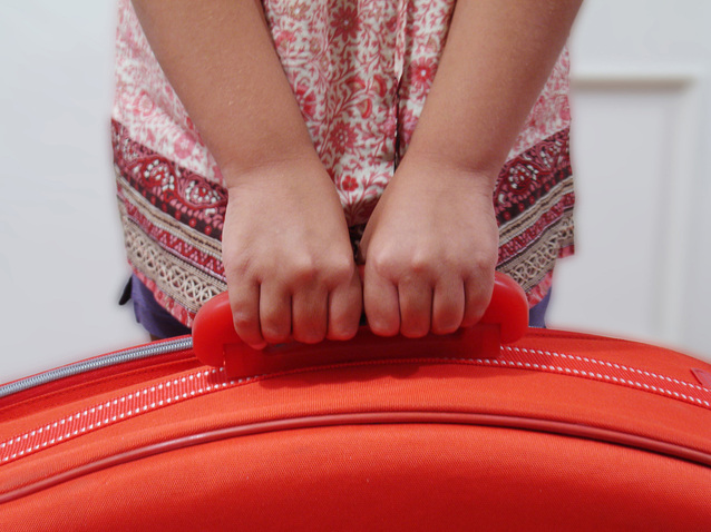 Tahiti Suitcase