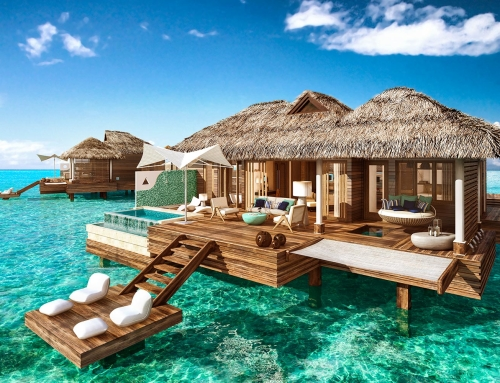 Over Water Bungalows in Jamaica, Yes, Jamaica!