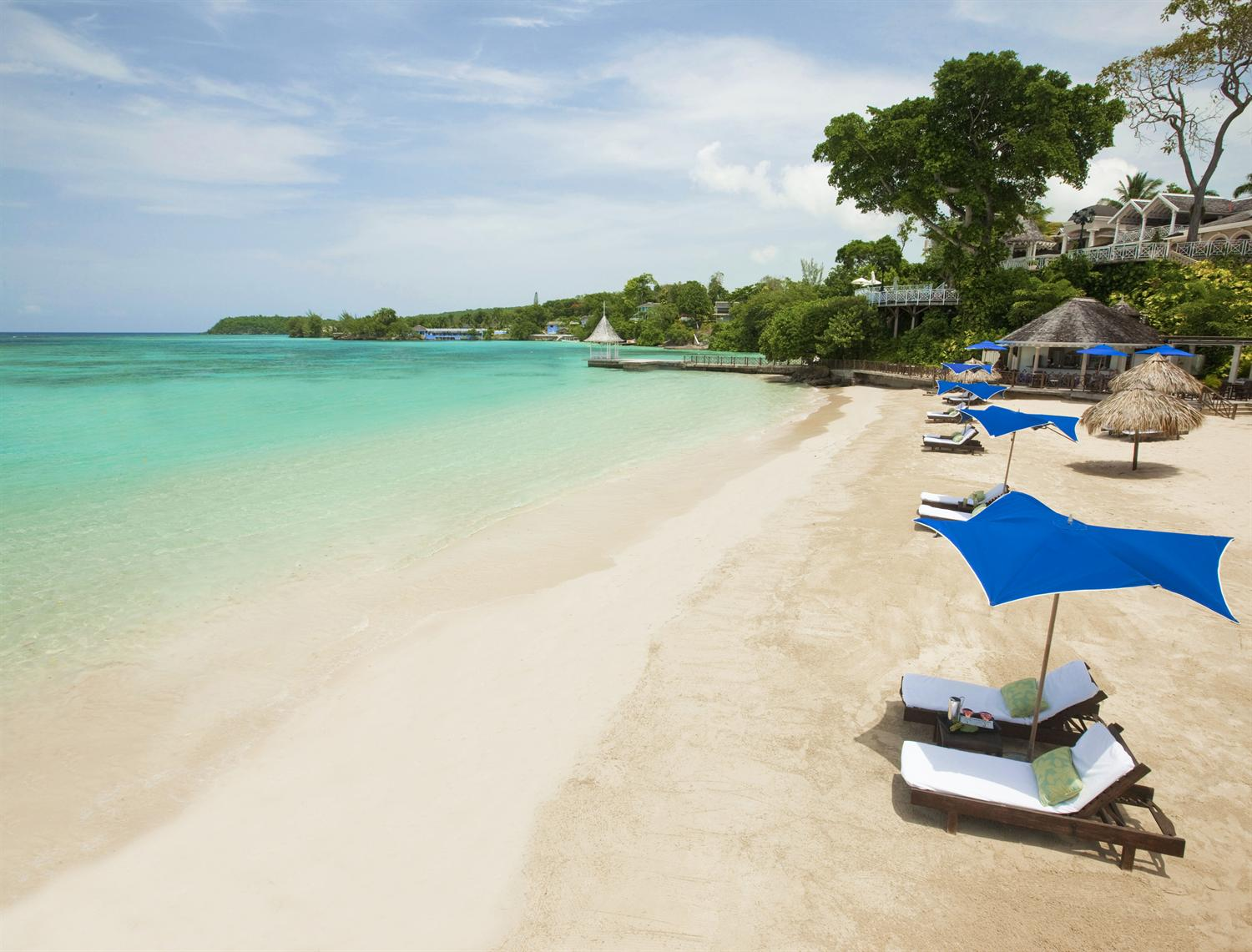 Ocho Rios, Sandals Royal Plantation