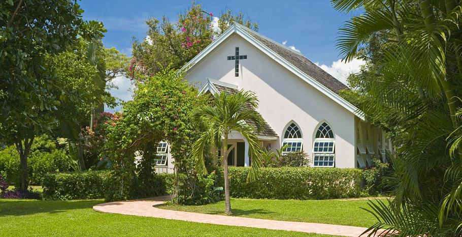 Sandals Montego Bay Wedding Chapel