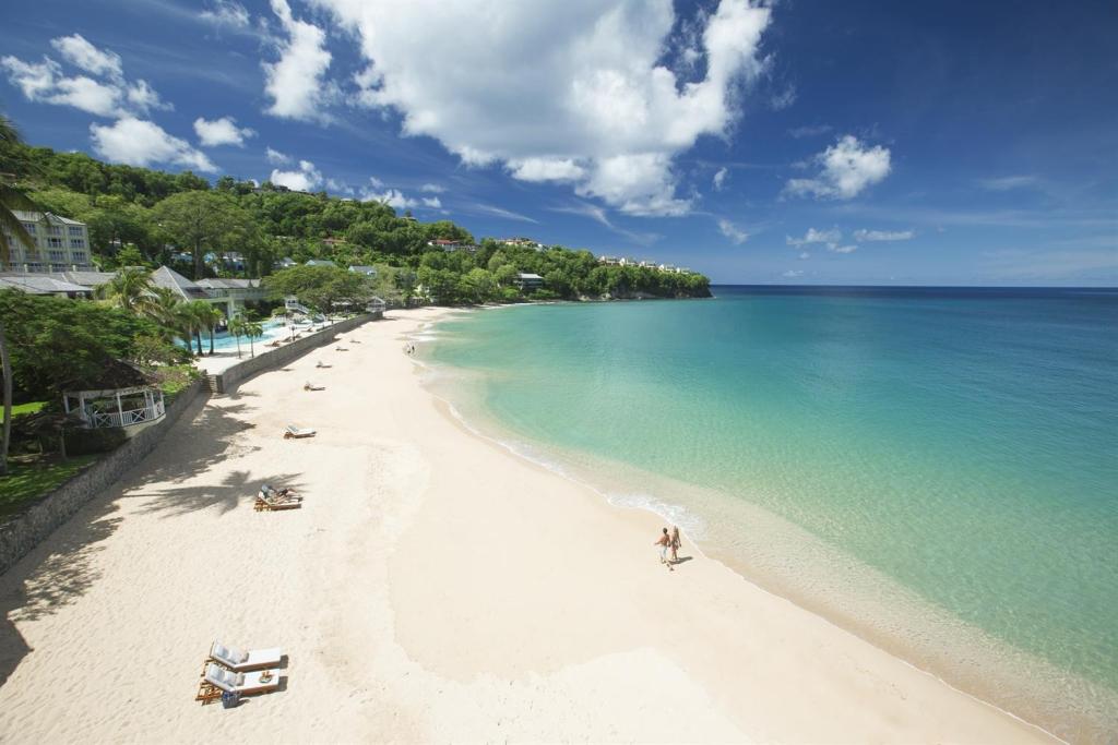 Sandals Saint Lucia