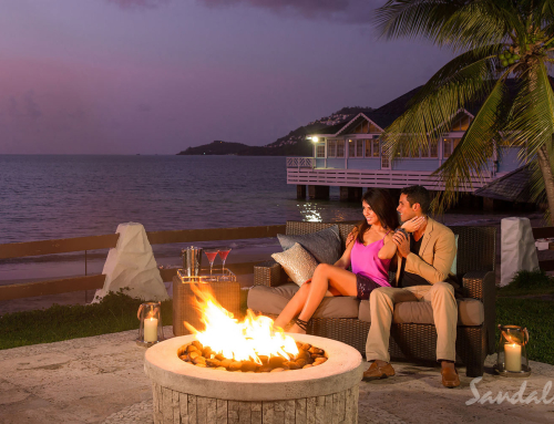 Saint Lucia Sandals Halcyon Beach Offers New Suites