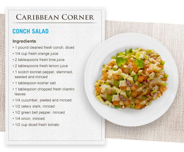 Sandals Conch Salad